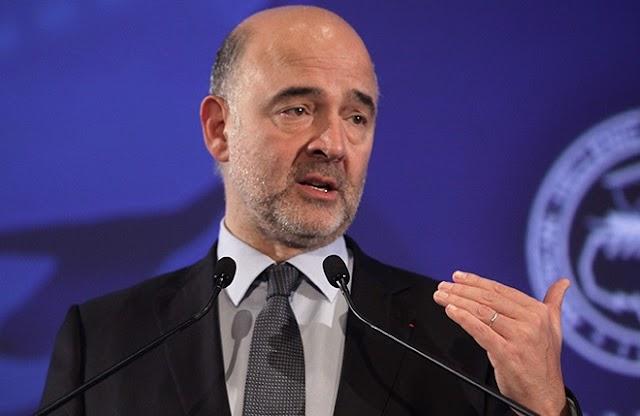 Πιέρ Μοσκοβισί : «Εφικτή η τεχνική συμφωνία...., δεν θέλουμε τέταρτο μνημόνιο»
