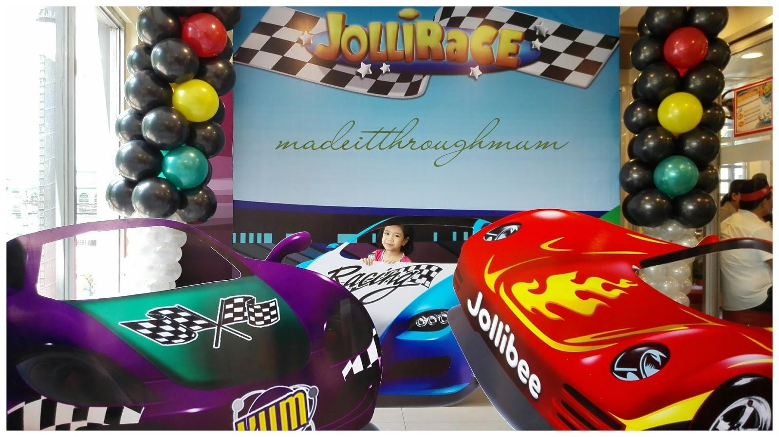 Cars Birthday Party