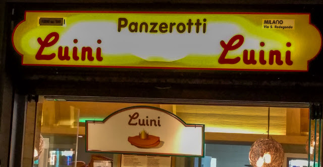 Panzerotti Luini Milán