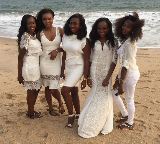 Beach Wedding Lagos Nigeria