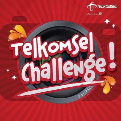 Telkomsel Challenge Agustus 2016