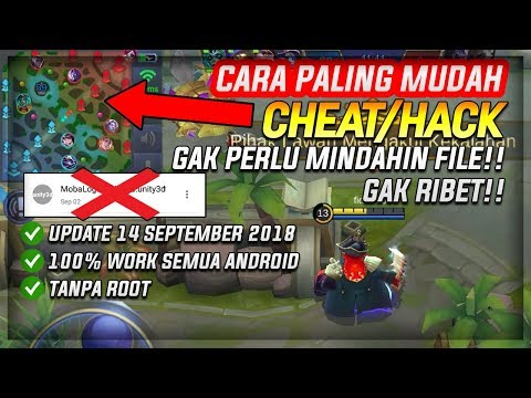 Terbaru! Cara Cheat Radar Map Mobile Legends Terbaru No Root