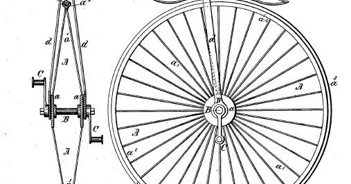 Early Sports and Pop Culture History Blog: One-Wheeled