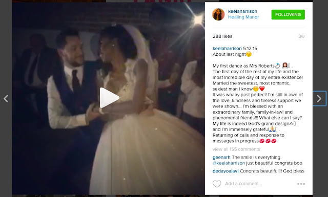 Yvonne Nelson's Baby Daddy Exposed: Full Name is Jamie Roberts And Here is A Photo from His Wedding to His Wife in London