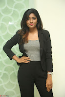 Actress Eesha Looks gorgeous in Blazer and T Shirt at Ami Tumi success meet ~  Exclusive 152.JPG