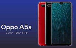 Cara Terbaru Flash Oppo A5s Tanpa PC