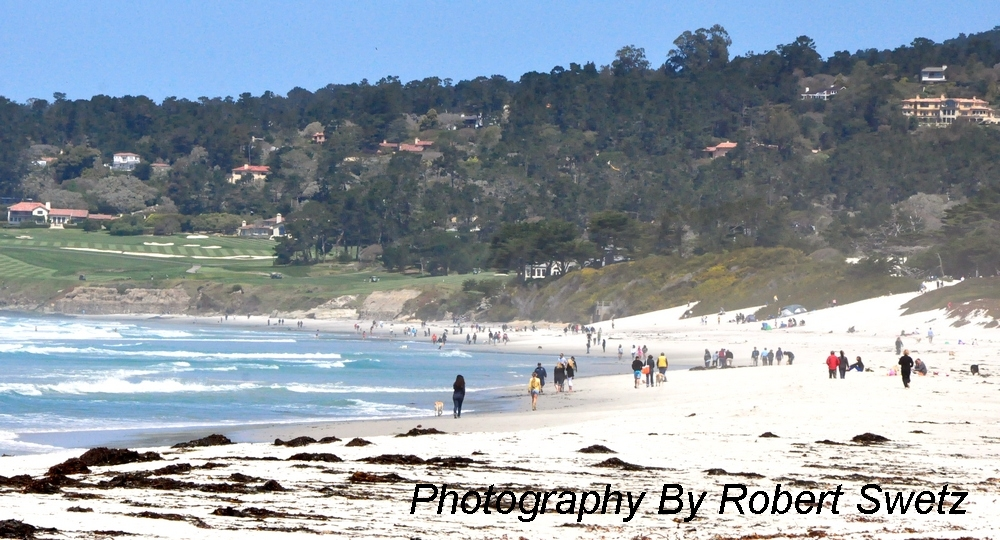 Clint Eastwood S At Carmel By The Sea In California By