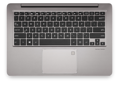 Keyboard and Touchpad UX410UQ