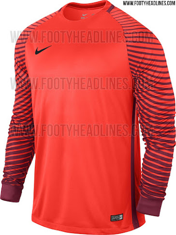 25e85978c90 The Nike Gardien Goalkeeper Shirt template boasts an interesting gradient  graphic on the sleeves and is set to be used as main Nike Goalie Kit  template for ...