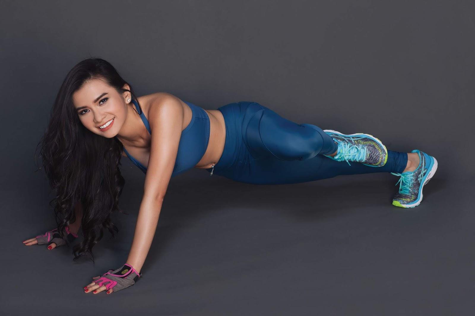 maria vania sportvaganza seksi dan hot