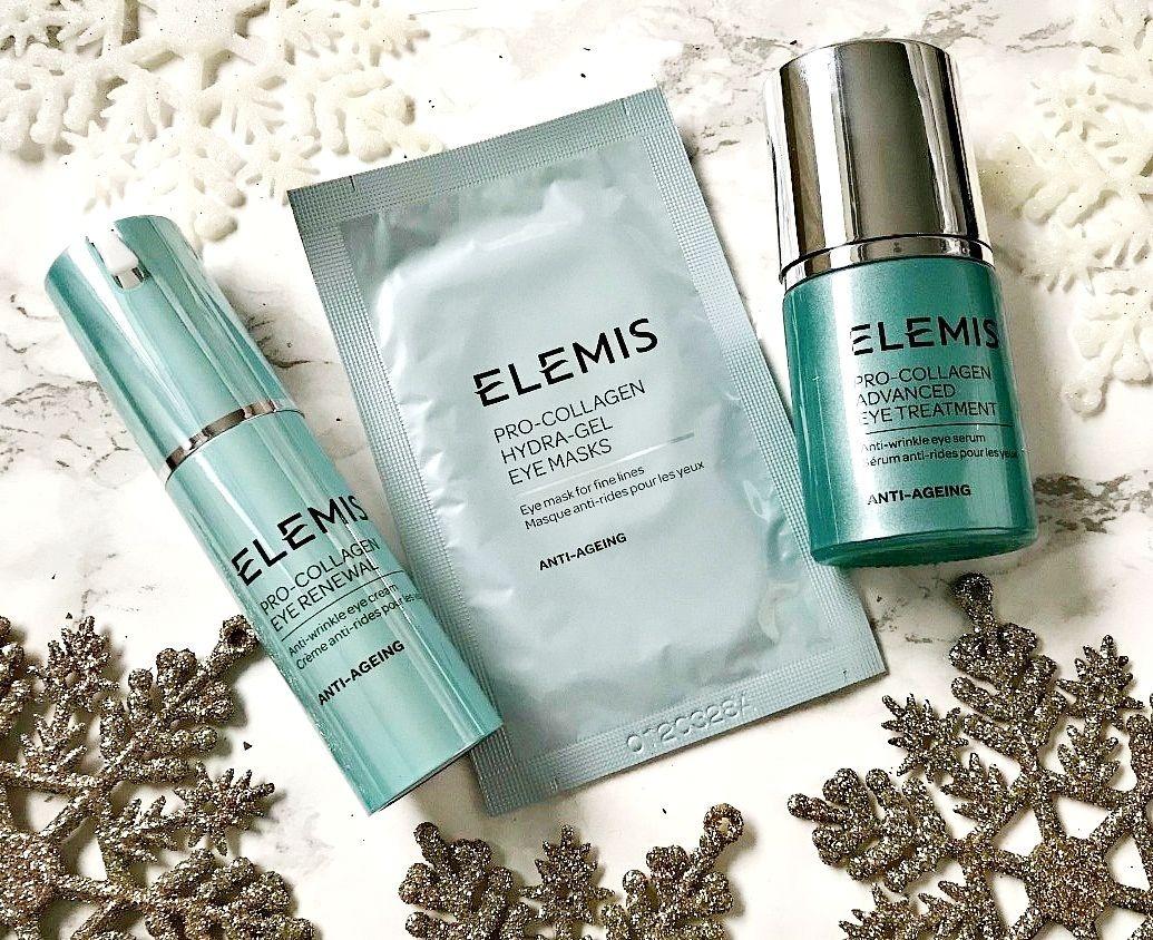 ELEMIS Pro-Collagen Eye Trio Travel Exclusive Set Review
