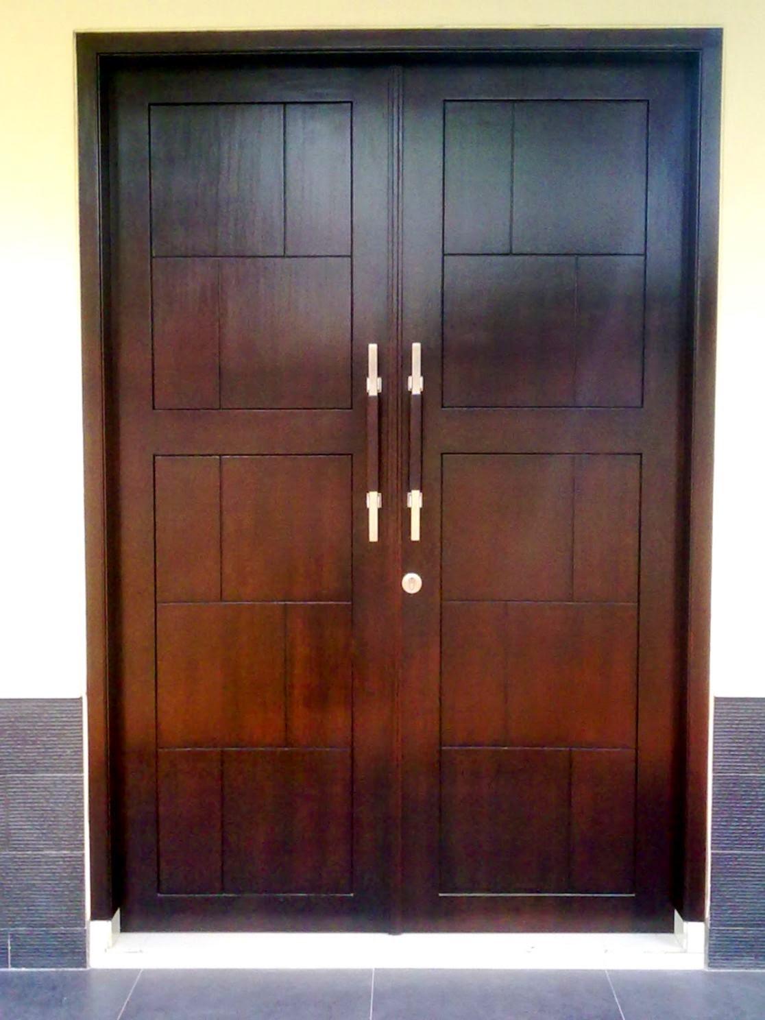 Desain Pintu Rumah Minimalis | Design Rumah Minimalis