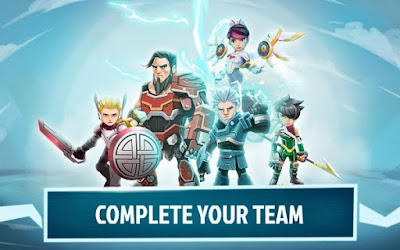 Game Raiders of the Realm Apk
