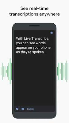 Instant transcription