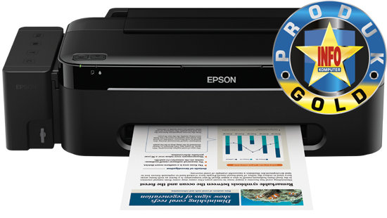 Driver Printer Epson L100 Terbaru Windows XP, Vista, 7, 8