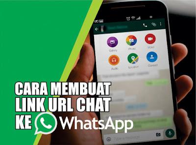 Cara Membuat Link URL Chat ke Aplikasi WhatsApp | mazjit99.com
