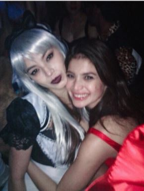 THROWBACK: Angel Locsin's Halloween Photo That Will Mesmerize You!