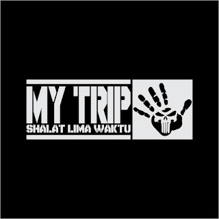 My Trip Shalat Lima Waktu Free Download Vector CDR, AI, EPS and PNG Formats