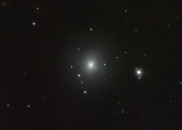 VST image of kilonova in NGC 4993