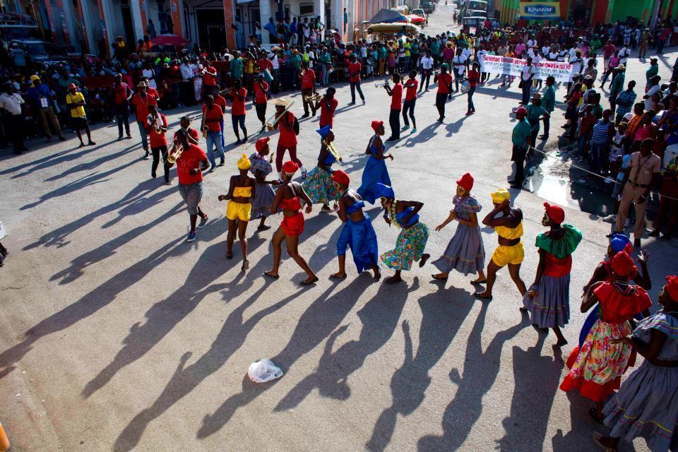 Partying in haiti instagram download