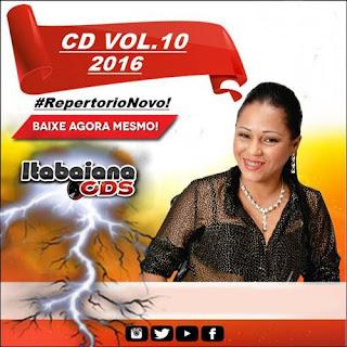 Raquel Dos Teclados - Vol.10 Promocional - 2016