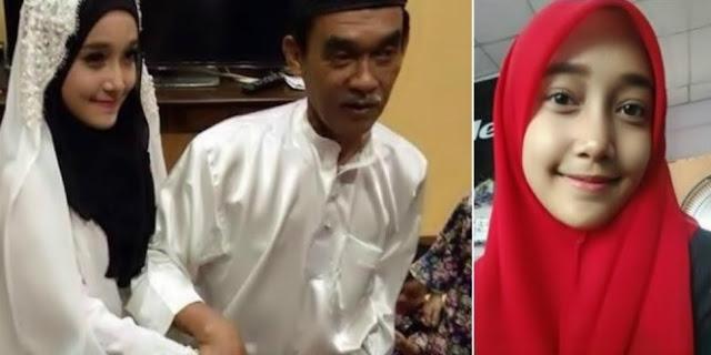 Kisah Nyata: Pengakuan Gadis 18 Tahun Yang Menikahi Duda 66 Tahun Ini Sangat Mengejutkan