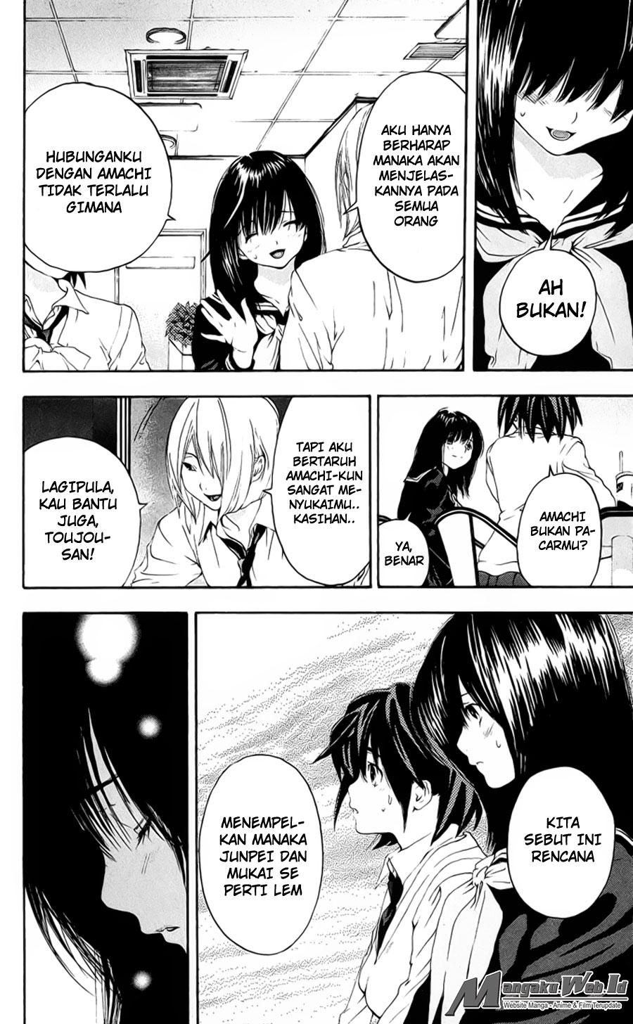 Ichigo 100% Chapter 111-2
