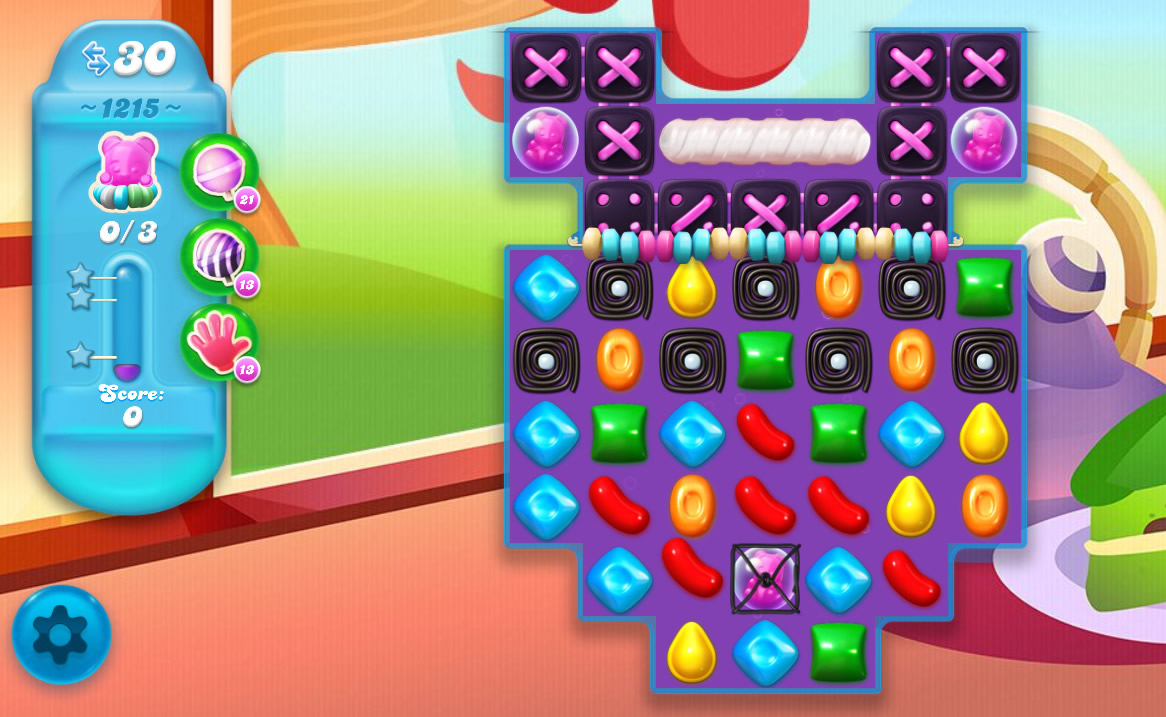 Candy Crush Soda Saga level 1215