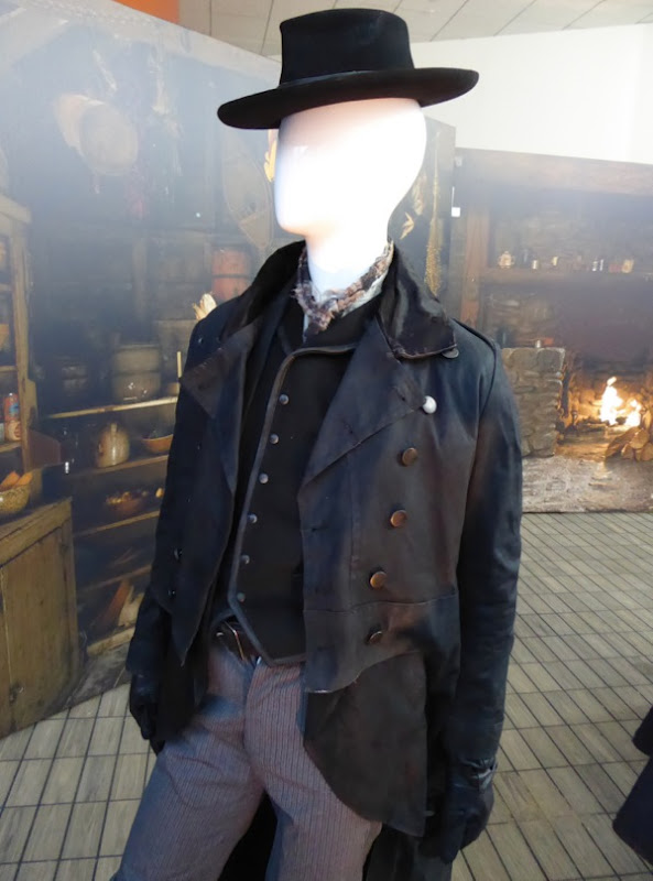 Hateful Eight Chris Mannix film costume