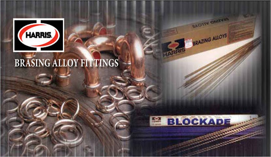 Harris Brasing Alloy Fittings