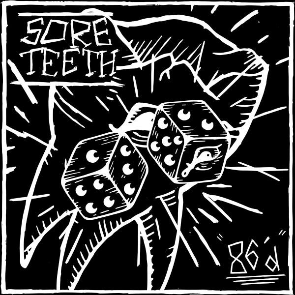 """Sore Teeth stream new album """"86'd"""""""