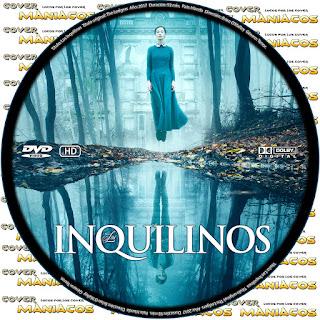 GALLETA LOS INQUILINOS - THE LODGERS - 2017