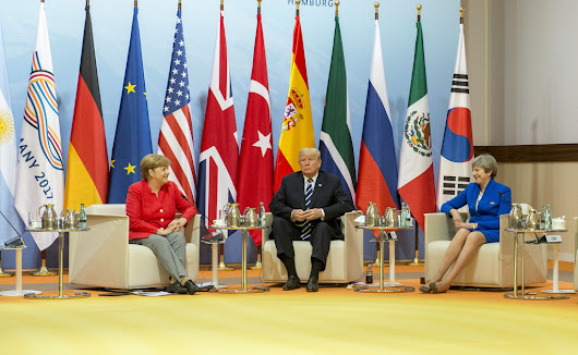 G20: American Isolationism is Back