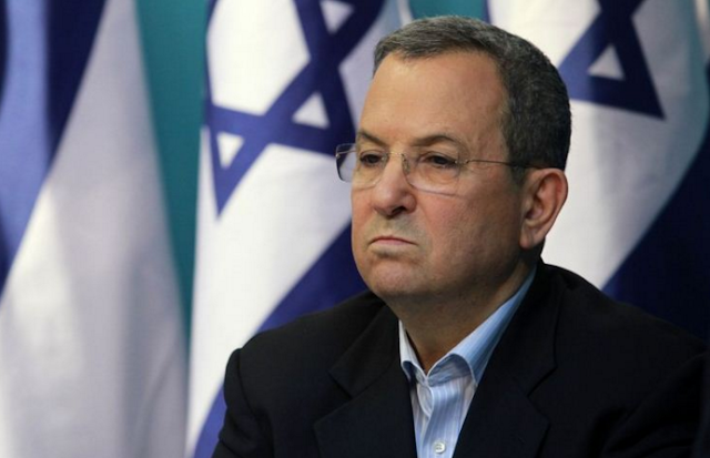 Eks Perdana Menteri Israel Ehud Barak