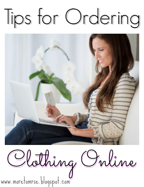 Tips for Ordering Clothes Online Online Shopping