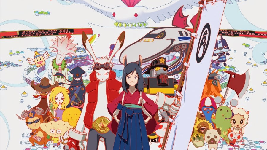 Download Anime Summer Wars Movie Full [Subtitle Indonesia]