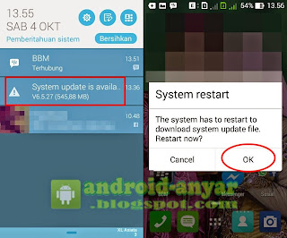 Auto upgrade Jelly bean to KitKat