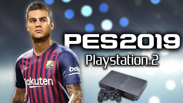 تحميل لعبة(PES2019 (PS2 محدثة😍💥💯✅✌