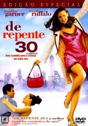 De Repente 30 Blu-Ray Torrent Baixar