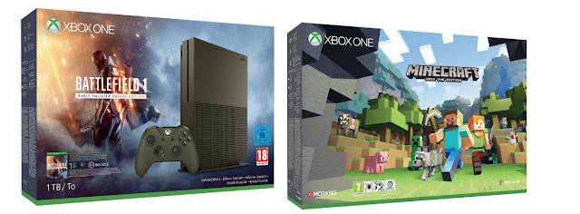 Xbox One S baja de precio hasta el 31 de enero