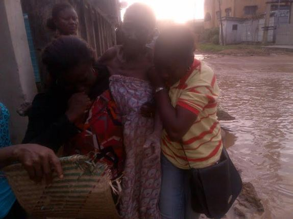 elderly woman found ikorodu lagos