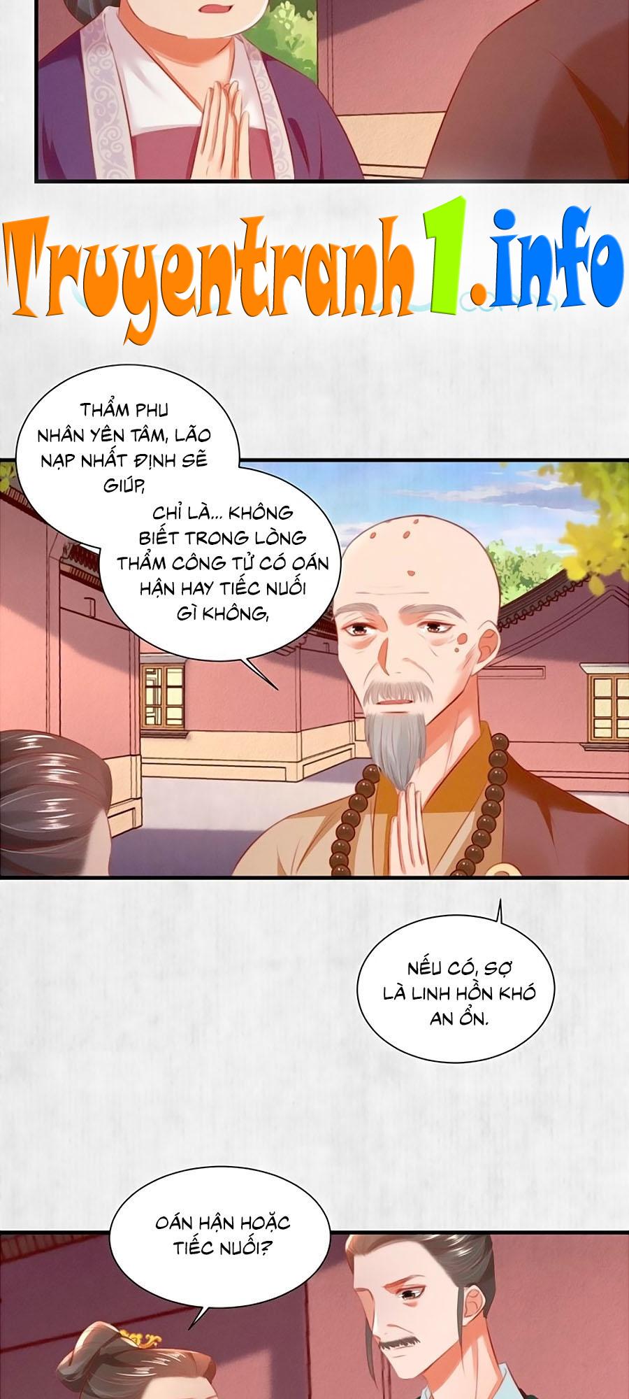 Hoạn Phi Hoàn Triều Chapter 79 - Trang 16