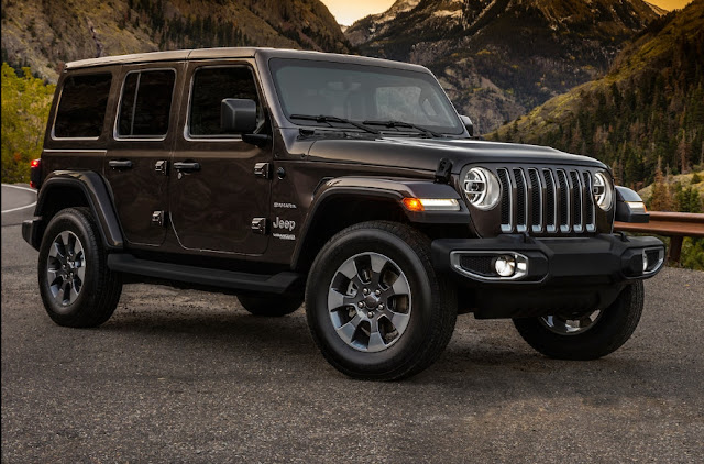 Jeep Wrangler становится экономичнее