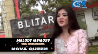 Lirik Lagu Melody Memory - Nova Queen