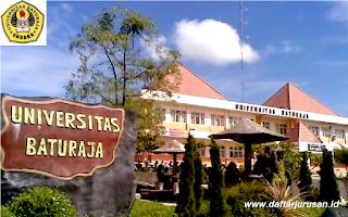 Daftar Fakultas dan Program Studi UNBARA Universitas Baturaja