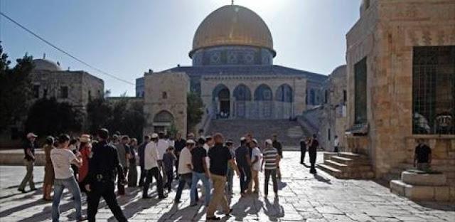 """Jew Detector: Jordan Says Jews On The Temple Mount """"hurts Muslim"""