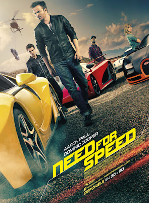 Need For Speed (2014) Bluray Sub Indo