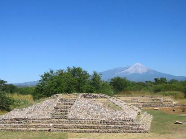 Zona Arqueológica la Campana, Colima