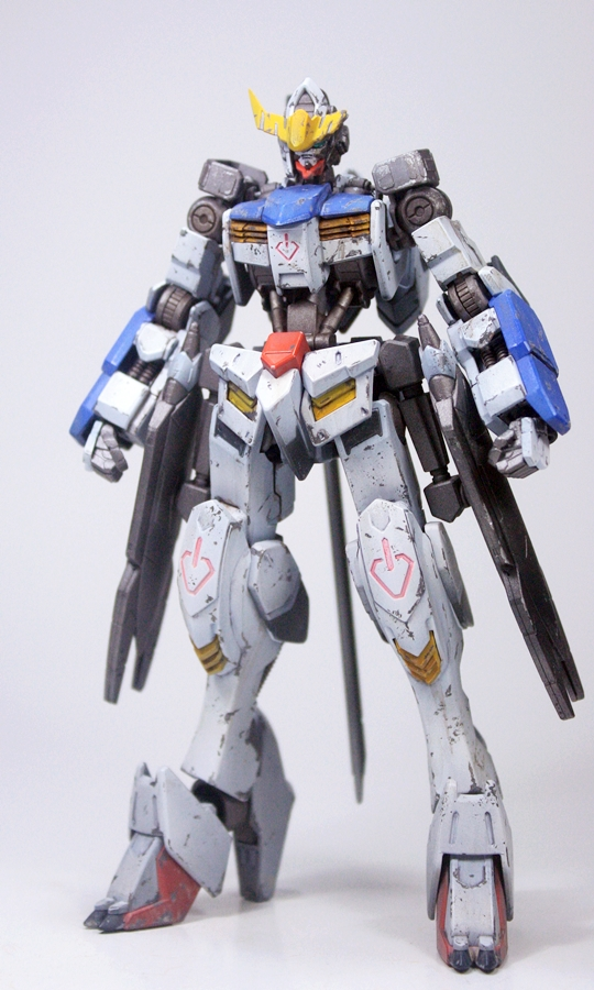 GUNDAM GUY: HG 1/144 GUndam Barbatos Form 6 [Final Battle Ver ...