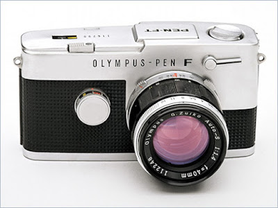 Olympus Pen FT (1966), Olympus Pen Half-Frame Cameras